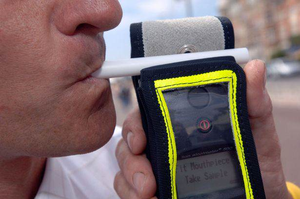 21 Football Fans To Be Breathalysed When Entering Grounds