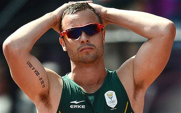 213 Oscar Pistorius Is Out Of Prison In Three Months, And He Wants To Work With Kids