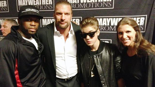 Bieber wwe 640x361 Justin Bieber In Talks To Appear On The WWE And Actually Wrestle