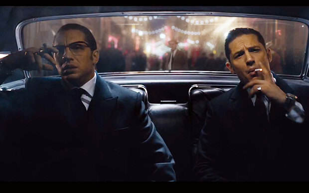 Hardy Legend Watch Tom Hardy As Both Kray Twins In Legend Trailer