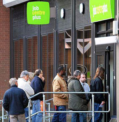 Job Centre What People Can Expect From A Conservative Government In The Next Five Years