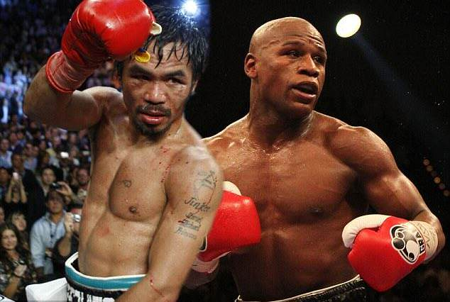 Mayweather Pac 1 634x426 20 Facts You Need To Know Ahead Of Mayweather vs Pacquiao