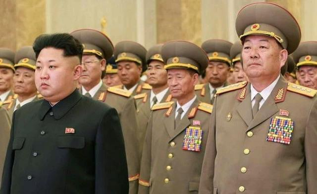 Kim Jong Un Executes North Koreas Defence Minister For Being Disloyal North Korea minister 640x393