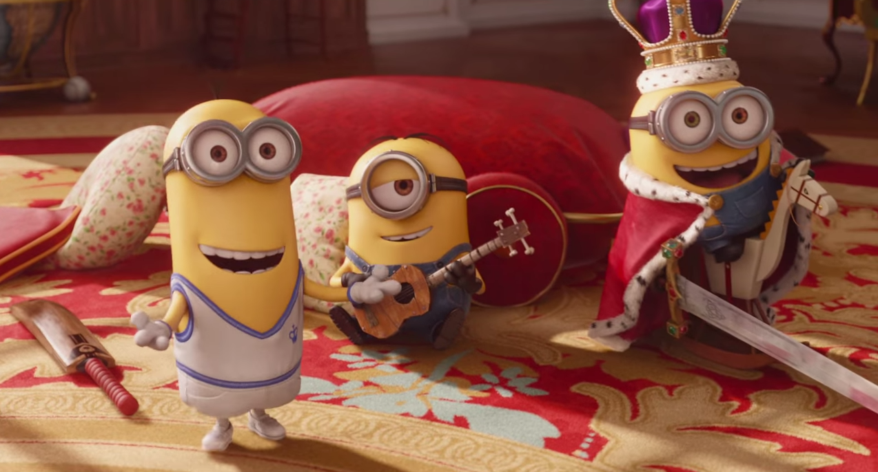 Screen Shot 2015 05 15 at 13.10.06 New Trailer Released For Upcoming Minions Film