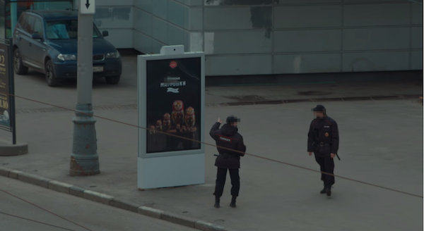 ad hide russia This Ad For Banned Food In Russia Hides Itself From The Police