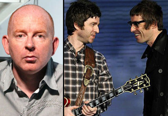 alan mcgee WEB Former Oasis Manager Alan McGee Doesnt Fancy The Chances Of A Gallagher Brother Reunion