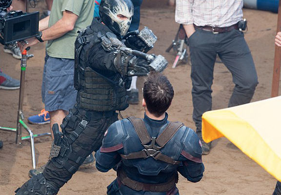 New Photos From Captain America Set With Crossbones Are Epic ca image 21