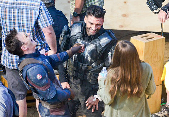 New Photos From Captain America Set With Crossbones Are Epic ca image1