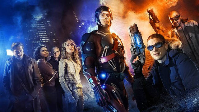 The Trailer For DCs Legends Of Tomorrow Is Here And Its Amazing dc