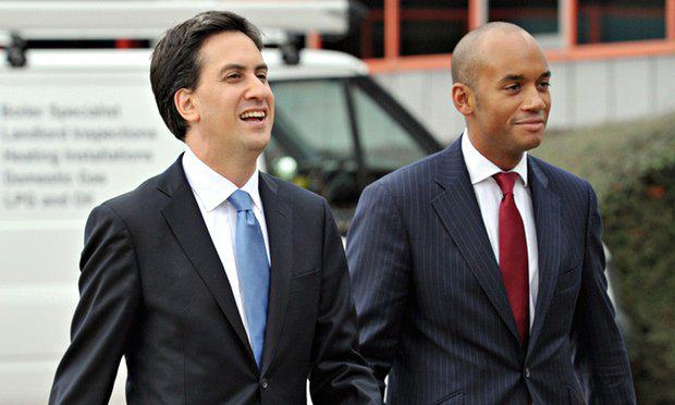 ed Future Labour Leader Chuka Umunna Used To Be A Garage DJ