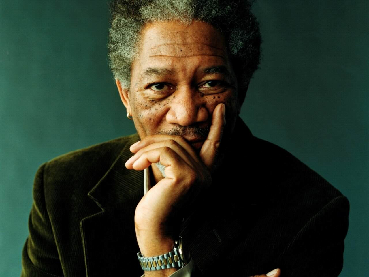 freeman Morgan Freeman Wants Weed Legalised Across The Board