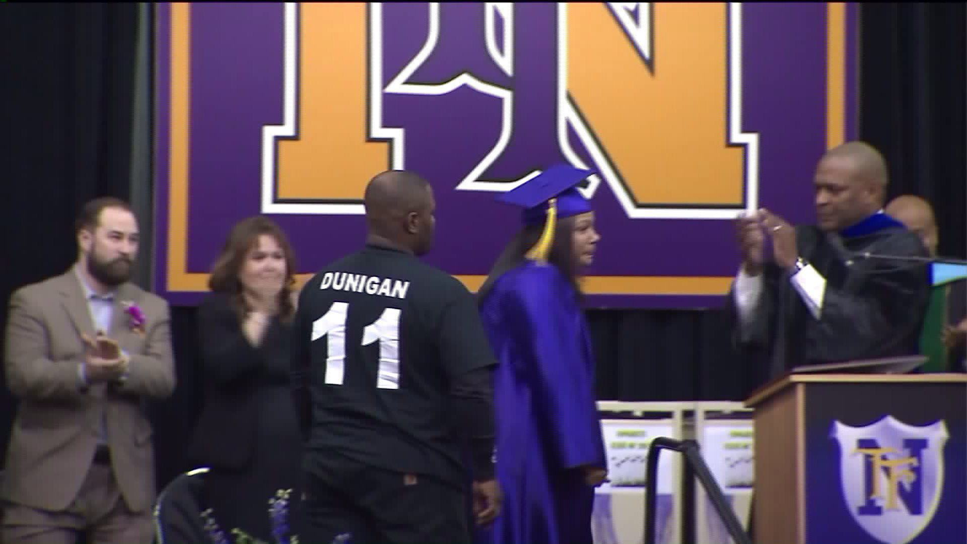 jackson1 Mum Accepts Diploma For Dead Son, Its Seriously Emotional Stuff