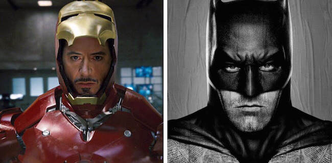 The New Batman Pictures Are Here And As Expected, Theyre Sh*t marvel dc