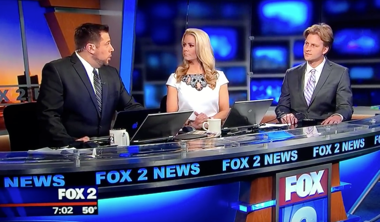 news Fox News Anchor Unwittingly Makes Dry Hump Day Sexual Innuendo
