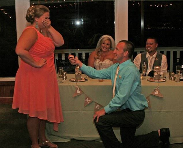 piggy Bridesmaid Gets Proposed To At Wedding, Internet Goes Mad, Bride Looks Ready To Kill