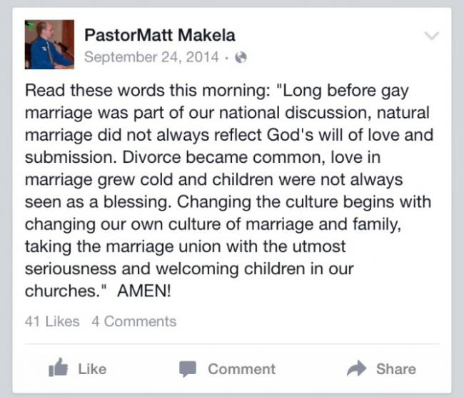 Anti Gay Pastor Discovered On Gay Dating App Grindr queerty screenshot 5