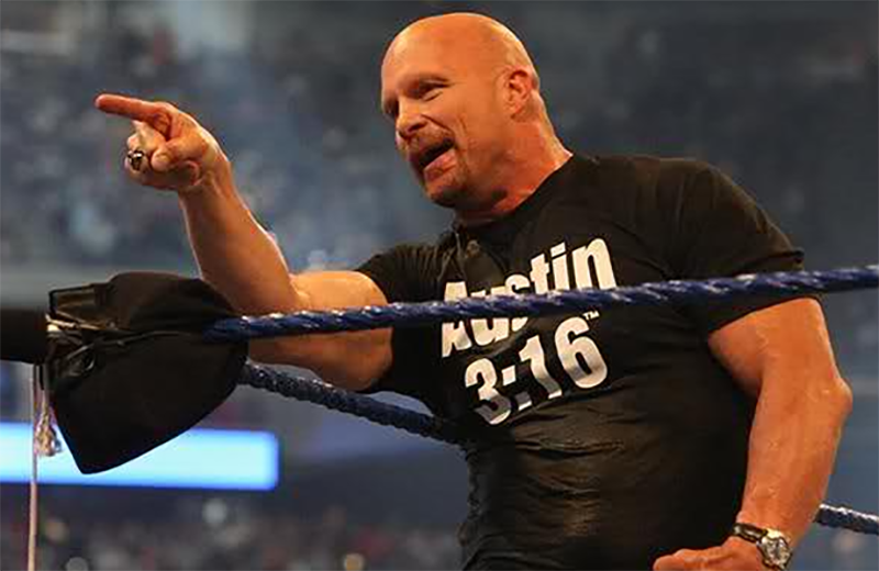 scsa1 Steve Austin Was Almost Given The Worst Name In Wrestling History