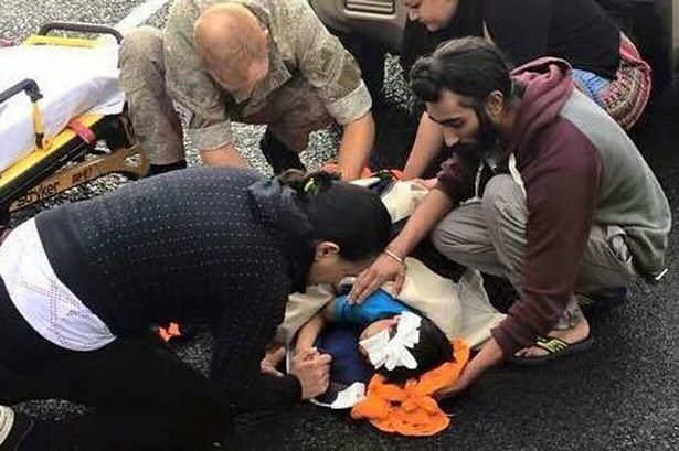 sikh man 11 Sikh Man Who Helped Save Young Boys Life Is Given Awesome Surprise