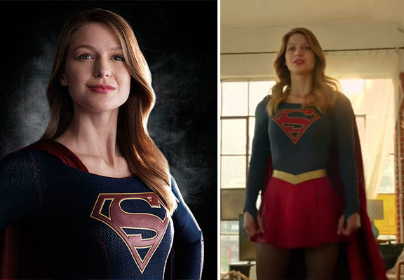 supergirl WEB Pilot Episode For Supergirl Leaks Six Months Before Scheduled Release