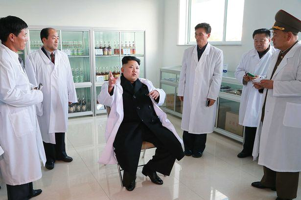 1101 Kim Jong un Claims To have Discovered A Miracle Cure For AIDs, Sars And Ebola