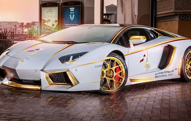 Lambo Gold 1 640x406 The UNILAD Guide To Buying Fathers Day Gifts
