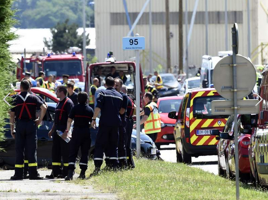 Screen Shot 2015 06 26 at 11.33.33 Beheading And Explosion Reported At Factory In France