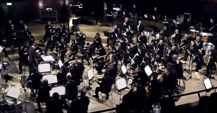 TN130 Watch This Orchestra Playing Hip Hop Tracks   Its Brilliant