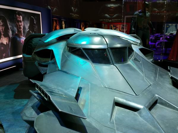 A Closer Look At The All New Batmobile From Batman Vs Superman batmobile 6