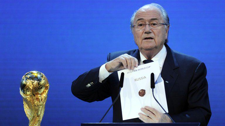blatter russia FIFA Presidential Election To Replace Sepp Blatter Likely For Mid December