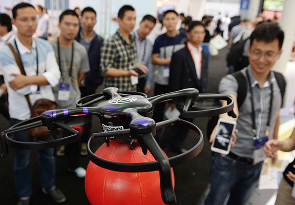 China Have A New Use For Drones   Spying On Students china drone