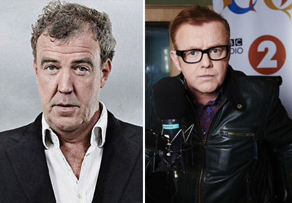 clarkson evans WEB1 Chris Evans And Jeremy Clarkson Are Pretty Angry With Each Other Over Top Gear