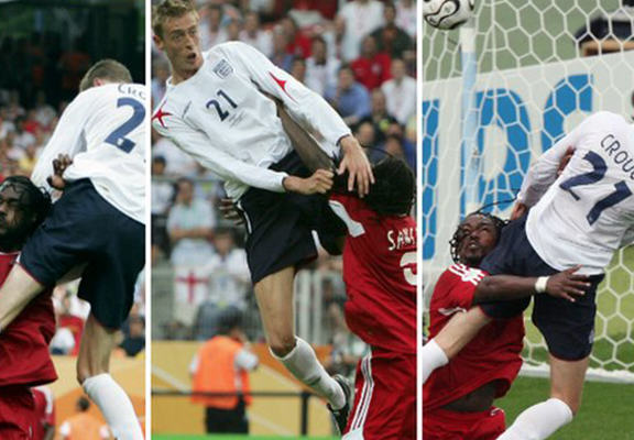 Peter Crouch Is The Most Hated Man In Trinidad And Tobagos History Apparently crouch web