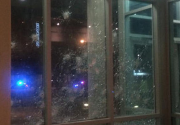 dpd web Sniper Shooting Destroys Dallas Police Headquarters