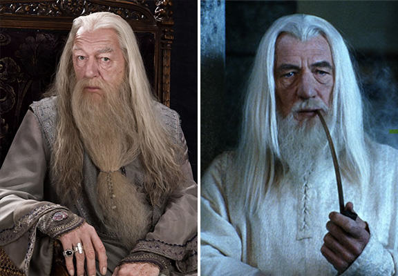 dumbledore gandalf WEB Gandalf And Dumbledore Will Marry Across The Street From Westboro Baptist Church