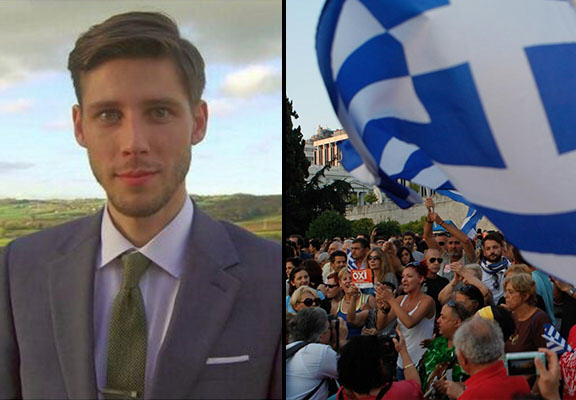 This Lad Wants To Crowdfund €1.6 Billion To Bail Out Greece greece bailout WEB