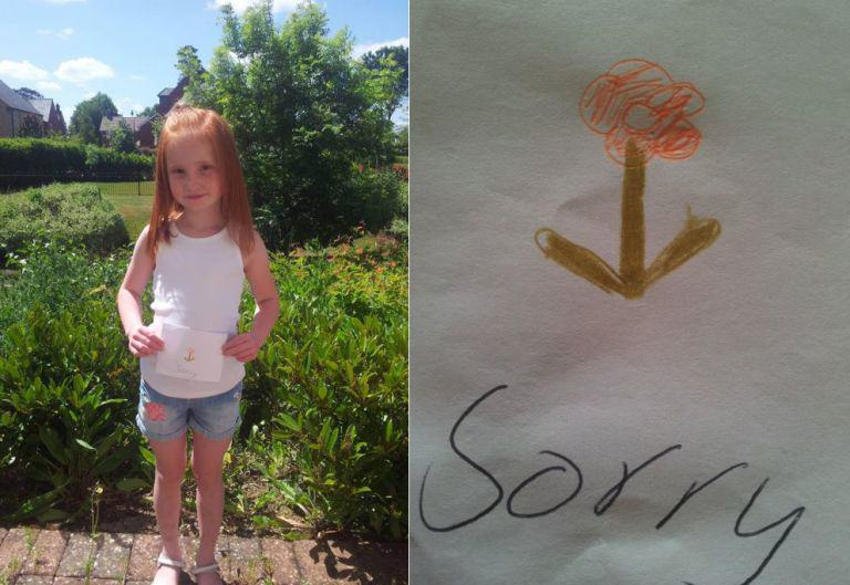holly comp Girl Puts Card From Best Friend On eBay, It Gets Some Huge Bids For The Best Possible Reason