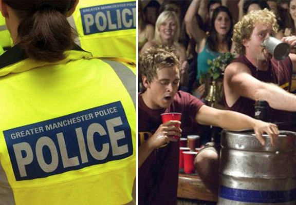 Police Called To A House Party With More Than 1,000 People Inside house party WEB