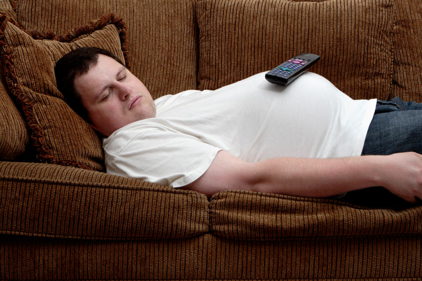 istock small man on couch The UNILAD Guide To Buying Fathers Day Gifts