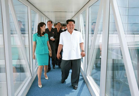 kim architect WEB Kim Jong Un Executed Airport Architect Because He Hated The Design