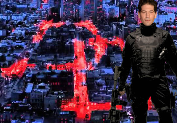 punisher 1 web Season Two Of Daredevil Is Set To Feature One Of The Most Popular DC Characters