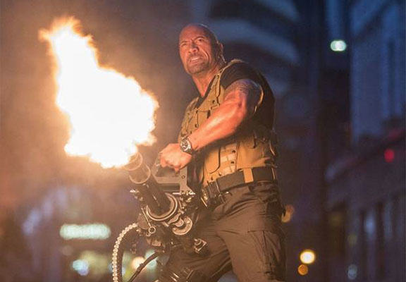 rock rampage WEB The Rock Wants To Star In Movie Based On 1980s Arcade Game Rampage