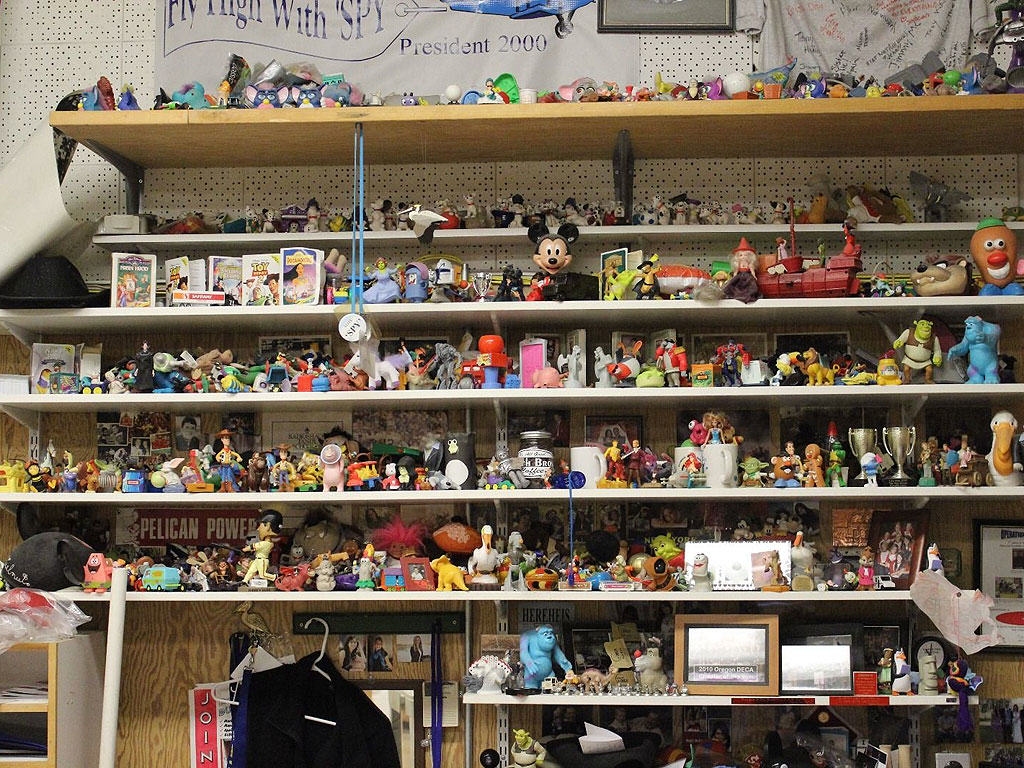 toy collection1 Man Auctions Toy Collection To Get Disabled Boy New Wheelchair