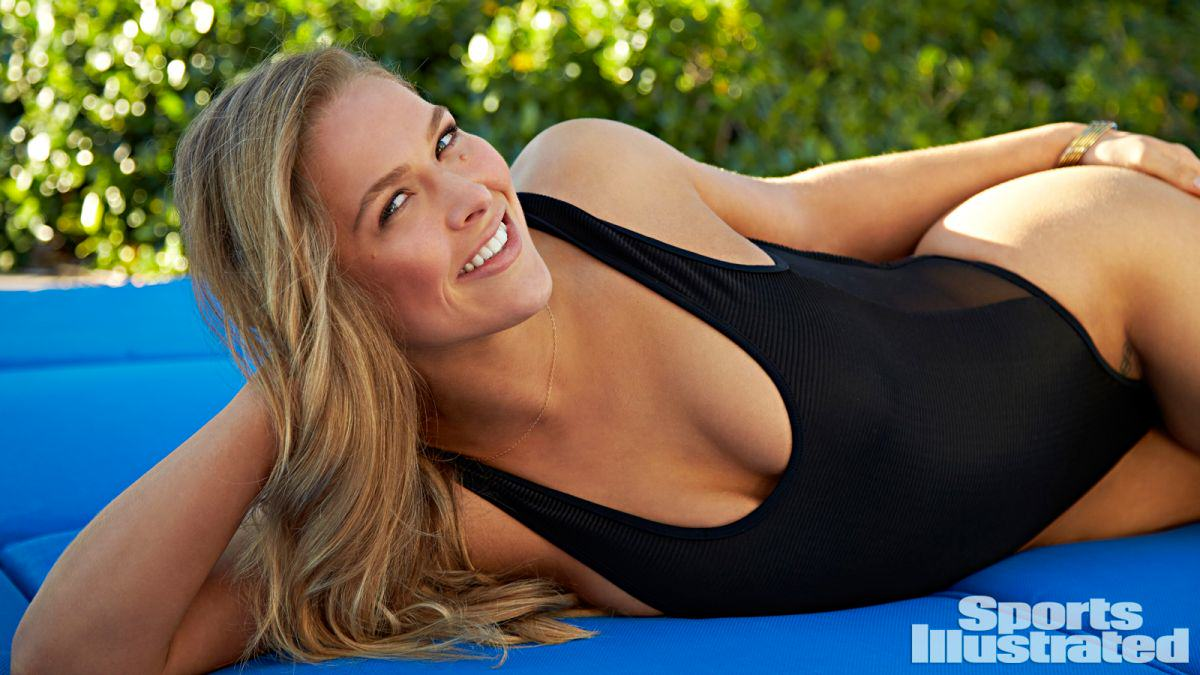 020915 UFC ronda rousey swimsuit LN PI.vresize.1200.675.high .91 The Video For Ronda Rouseys SI Swimsuit Edition Is Here