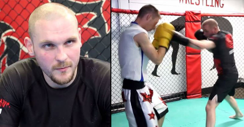 1137 Blind MMA Fighter Continues To Beat Fully Sighted Opponents