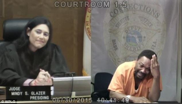 23 This Suspect Breaks Down When He Realises He Knows The Judge From School