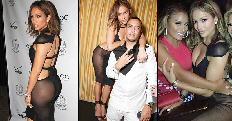 55b61384965db Jennifer Lopez Looked Half Her Age At Her 46th Birthday Party