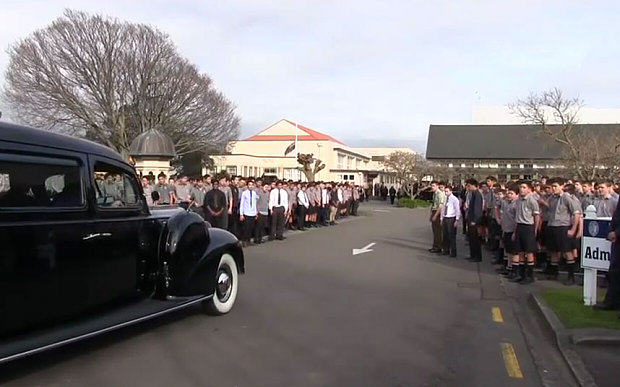 55b695560386f Entire School In New Zealand Perform Touching Haka Dance At Teachers Funeral