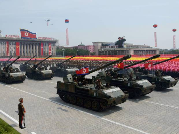 North Korea Threatens Annihilation Of America On Anniversary Of Korean War Armistice 55b78e4e4f463