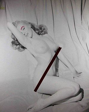 55b8ef18abd07 Never Before Seen Nude Marilyn Monroe Photos Go On Tour Around America
