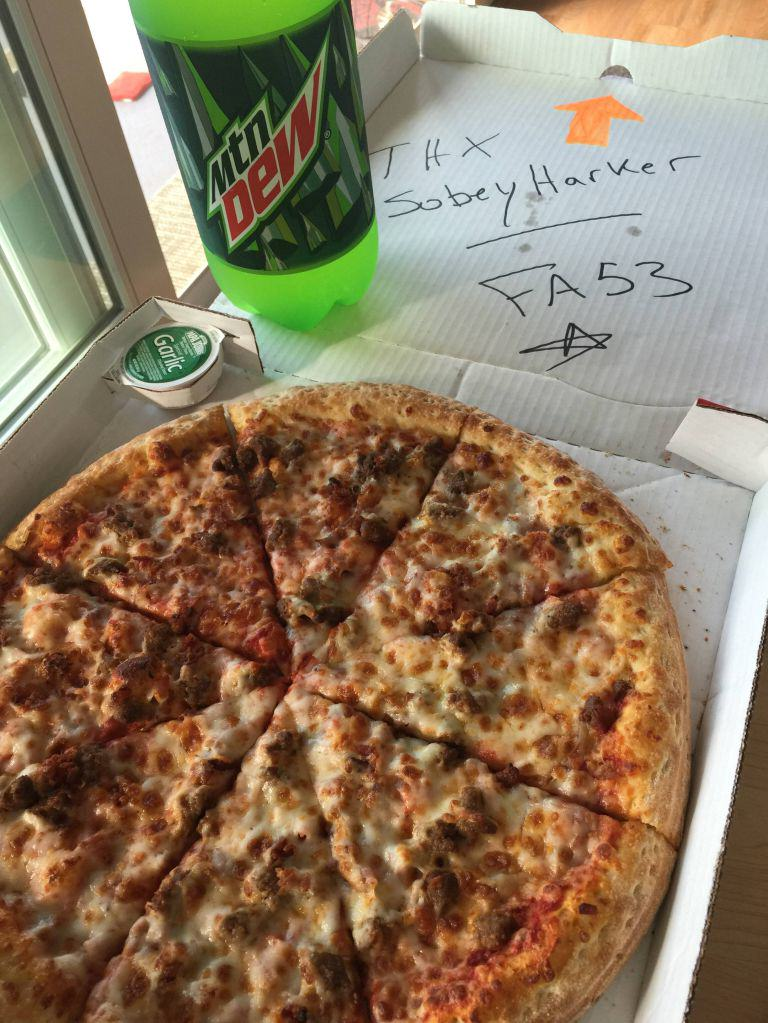 One Reddit User Is Buying Pizza For EVERYONE 55b92002a6a08